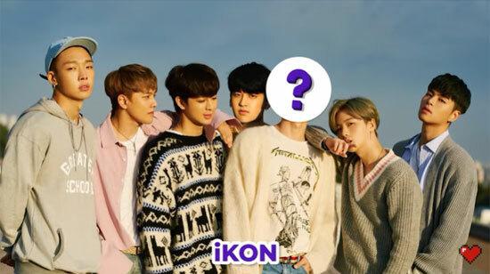 Đoán tên thành viên giấu mặt trong nhóm nhạc Kpop (2)