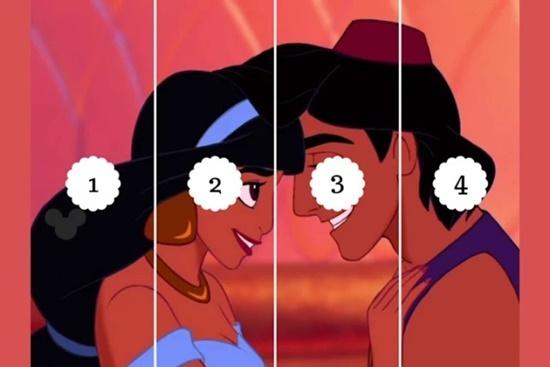 Nhanh mắt soi hình Mickey xuất hiện ở đâu? - 9
