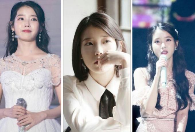 <p> Nữ thần tượng solo hàng đầu Kpop chứng minh thời gian càng trôi chị càng đẹp.</p>