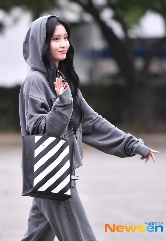<p> Phong cách thời trang đậm chất thể thao của Momo.</p>