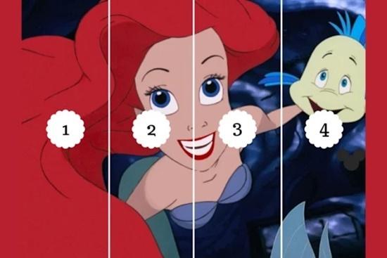 Nhanh mắt soi hình Mickey xuất hiện ở đâu? - 2