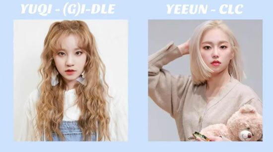 Idol Kpop nào ít tuổi hơn? - 2