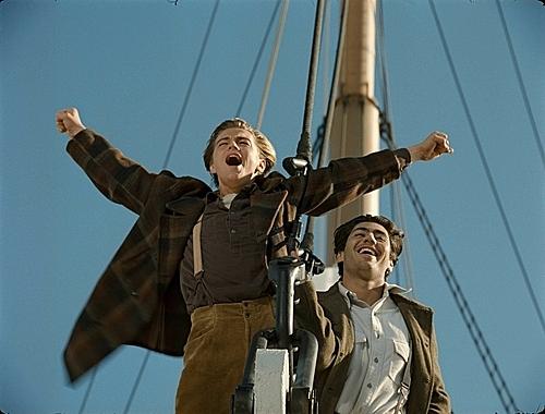 25 bí mật hậu trường phim Titanic - 1