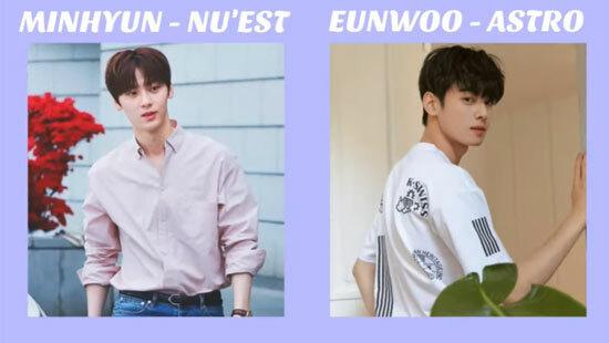 Idol Kpop nào ít tuổi hơn? - 5