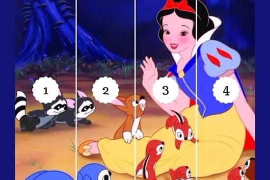 Nhanh mắt soi hình Mickey xuất hiện ở đâu? - 5