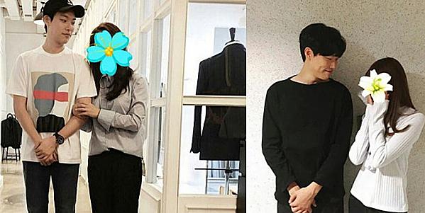 Chỉ nhờ pose ảnh, Ryu Jun Yeol minh chứng là hoa đã có chủ