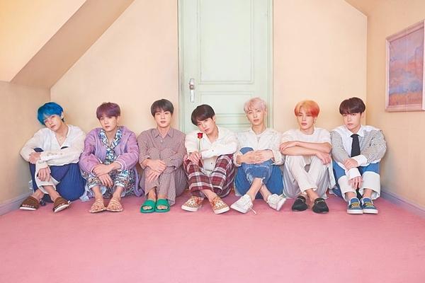 Album Map of the Soul: Persona phát hành tháng 4/2019 của BTS đạt rất nhiều thành công.