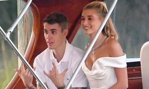 Cảm xúc trái ngược của fan trong ngày Justin Bieber kết hôn