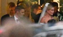 Rò rỉ ảnh đám cưới Justin Bieber - Hailey Baldwin