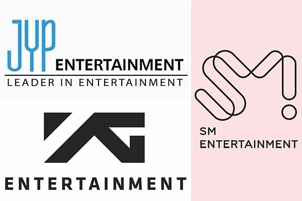 Khoảng cách giữa lợi nhuận của JYP - SM với YG là rất xa.