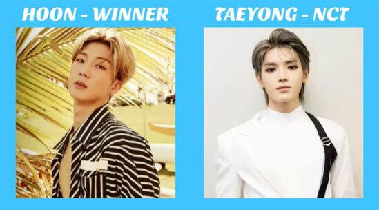 Idol Kpop nào ít tuổi hơn? (2) - 1