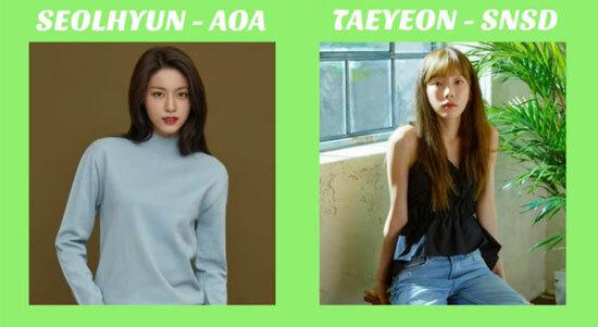 Idol Kpop nào ít tuổi hơn? (2) - 6