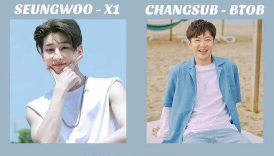 Idol Kpop nào ít tuổi hơn? (2) - 7