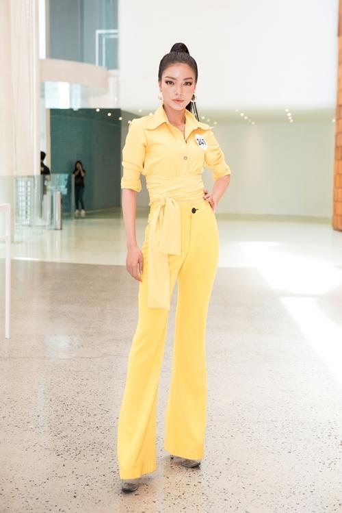 Lâm Thị Bích Tuyền tiếp tục tham dự cuộc thi nhan sắc mới khi vừa Top 15 Miss World Việt Nam 2019