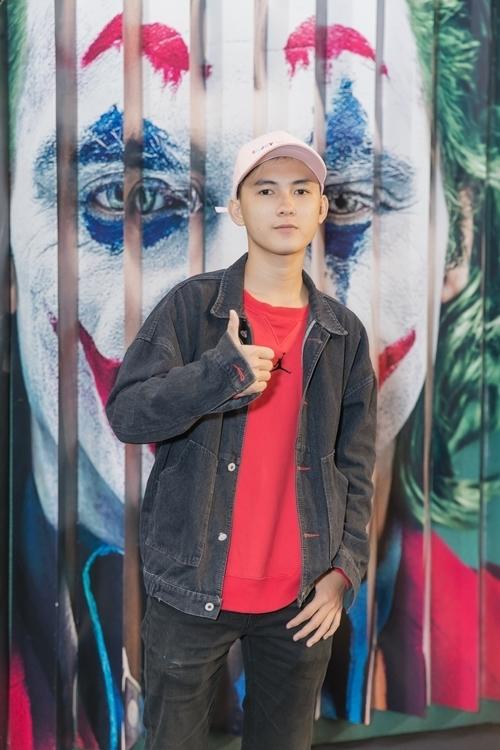 Diễn viên trẻ Thịnh Vinh