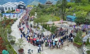 Hàng nghìn người check-in Lễ hội Ẩm thực Tây Bắc 2019