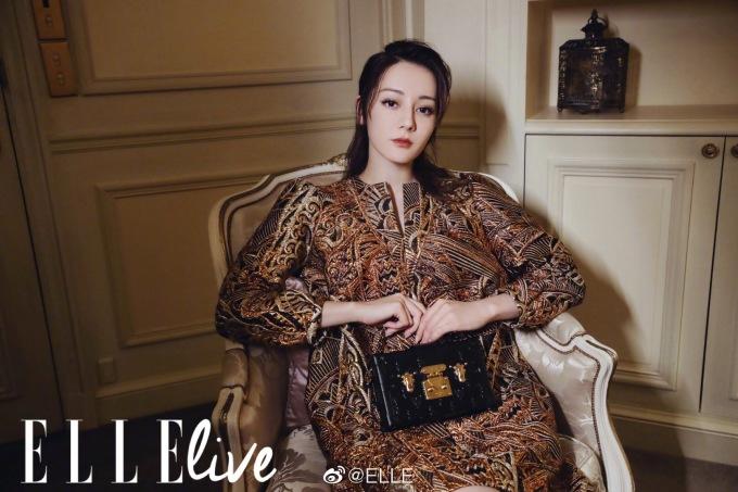 <p> Nữ diễn viên sinh năm 1992 thể hiện khí chất quý tộc trong bộ hình trên tạp chí <em>ELLE</em>.</p>