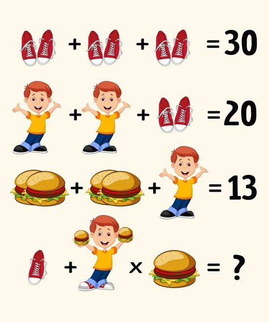 5 câu đố thể hiện tài suy luận logic của bạn (11) - 1