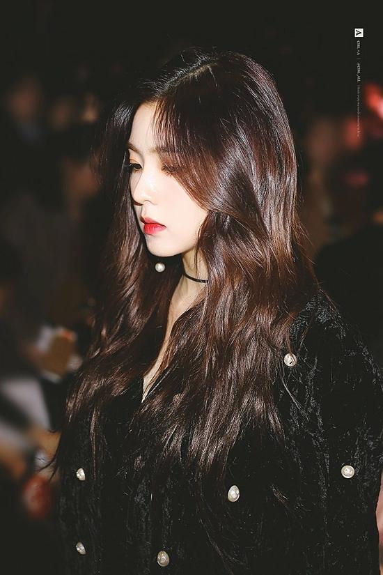 Irene có rất nhiều khoảnh khắc nhan sắc đỉnh cao trước ống kính fansite.