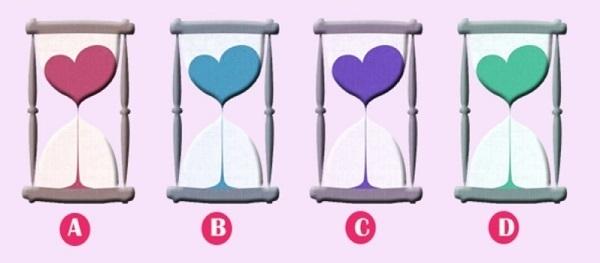 Trắc nghiệm: 7 bí mật động trời về bạn trong tình yêu