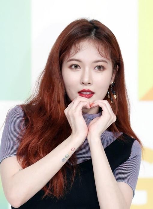 Hyuna luôn là một trong những sao Hàn được yêu thích nhất ở Trung Quốc. Cô xếp vị trí thứ tư với...