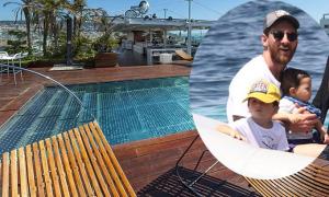 Khách sạn triệu đô hướng biển của Messi