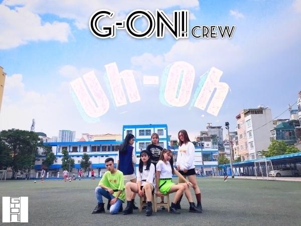 Là một trong những đội đầu tiên gửi bài thi về cho ban tổ chức, mục tiêu lớn nhất của G-ON (Trường Đại học Sư phạm Nghệ thuật Trung ương) khi tham gia cuộc thi là các thành viên có thể học hỏi, trau dồi kỹ năng nhảy. Hơn hết, các bạn rất kỳ vọng vào một bước tiến mới trong hoạt động nhóm của mình.