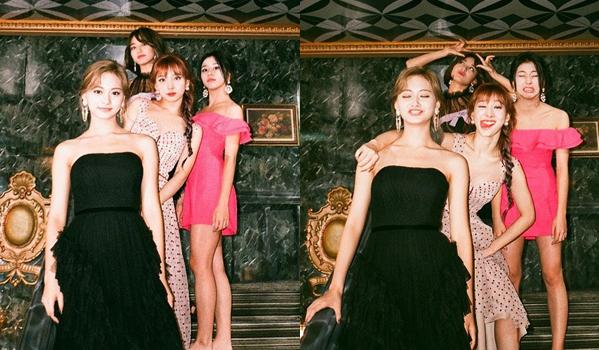 Tzuyu, Na Yeon, Chae Young và Ji Hyo biến hóa từ nữ thần thành...