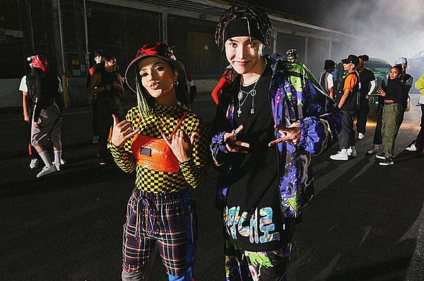 J-Hope quay MV Chicken Noodle Soup tại Mỹ trong kỳ nghỉ hồi tháng 8.