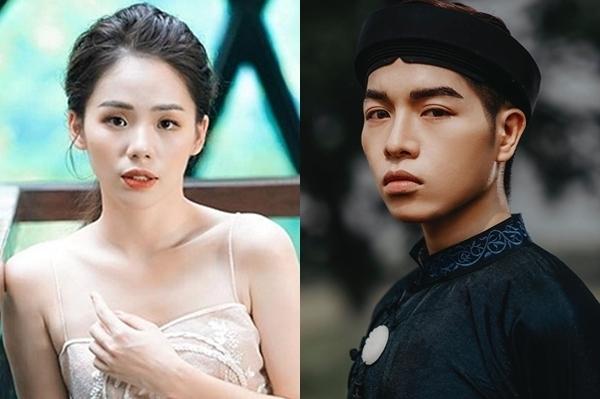 Đức Phúc và hot girl Hương Ly.