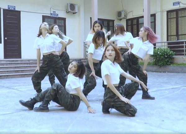 9 nhóm nhảy đầu tiên khuấy động Kpop Dance For Youth - 1