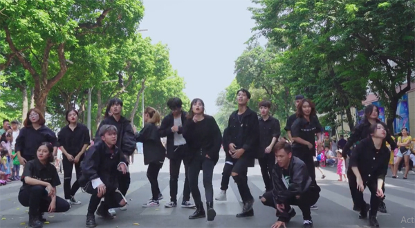 9 nhóm nhảy đầu tiên khuấy động Kpop Dance For Youth - 2