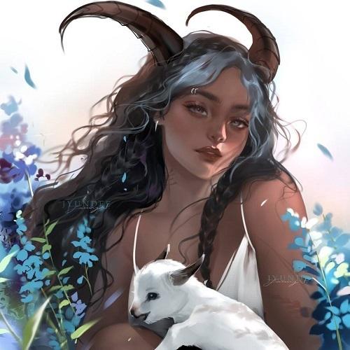 Khi 12 con giáp biến hóa thành nữ thần bước ra từ truyện tranh - 7