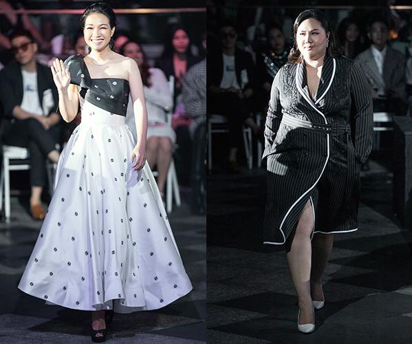 Show diễn gồm 3 phần, trình làng 72 thiết kế, mỗi phần gửi gắm một câu chuyện và thông điệp thời trang riêng của nhà thiết kế.