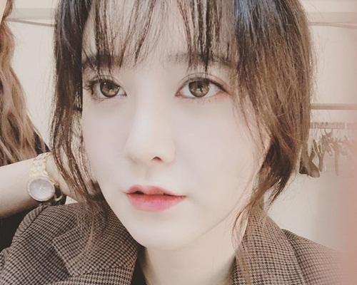 Goo Hye Sun chia sẻ cô nàng yêu ngoại hình mũm mĩm của mình.