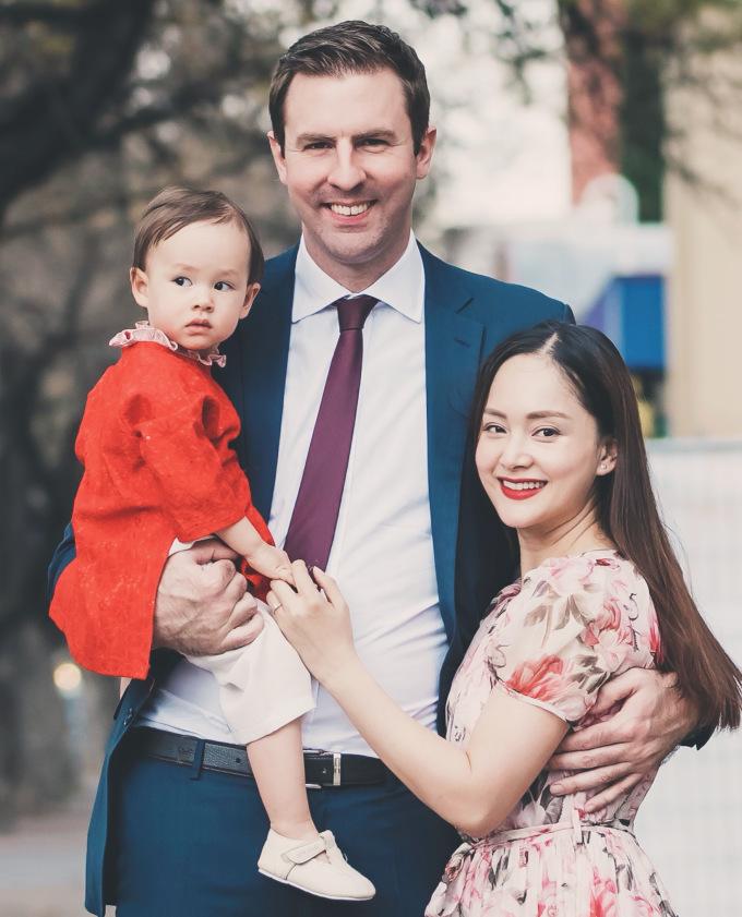 <p> Gia đình Lan Phương sang Australia để dự đám cưới của em họ chồng kết hợp nghỉ dưỡng.</p>