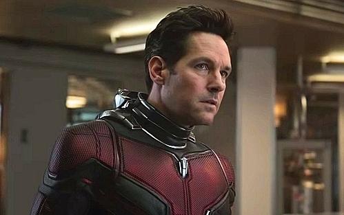 Vai Ant-Man của Paul Rudd là nhân vật hài hước, thông minh, luôn có những ý kiến hay ho.