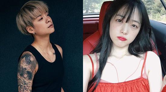 Amber thông báo ngừng mọi hoạt động trong thời gian sắp tới. Nữ ca sĩ và Sulli là thành viên của nhóm F(x), mới đây Amber kết thúc hợp động với SM và tách ra hoạt động riêng.
