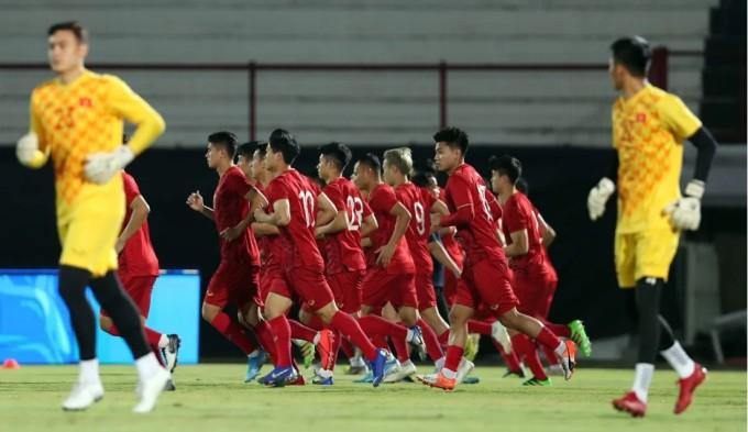 <p> Trận Indonesia - Việt Nam sẽ bắt đầu lúc 18h30 thứ Ba ngày 15/10 (giờ Hà Nội).</p>
