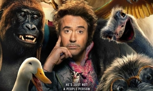 Tài tử 'Iron Man' có siêu năng lực trò chuyện với động vật
