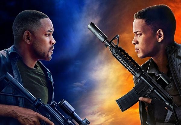 Hai nhân vật Henry và Junior do Will Smith đảm nhiệm.