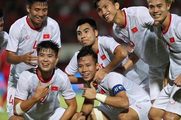 Việt Nam có chiến thắng thuyết phục trên sân khách.