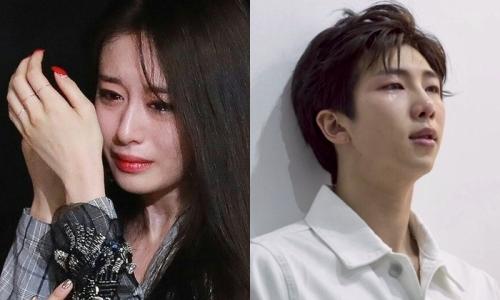 Những câu nói đau lòng của idol Kpop trước bình luận ác ý