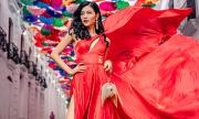 Chiêu chọn trang phục thông minh của Kiều Loan ở Miss Grand International