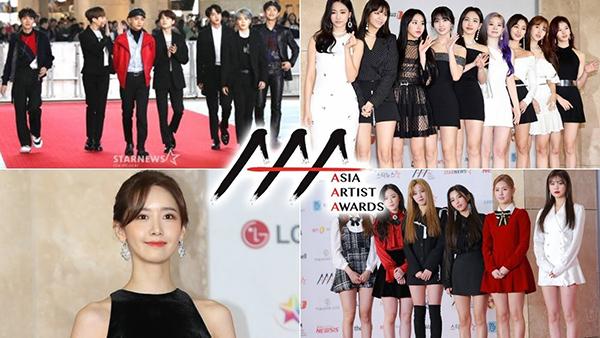 Dàn line-up danh tiếng tham dự AAA Việt Nam 2019.