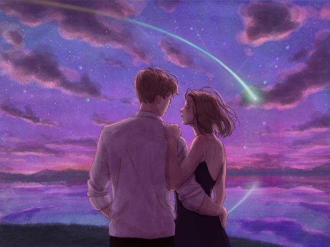 <p> Là khi được đi cùng người ấy đến những nơi xa, trốn đi cái guồng quay vội vã của cuộc sống.</p>