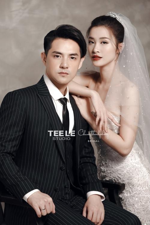 Ảnh cưới ngọt ngào của Đông Nhi - Ông Cao Thắng