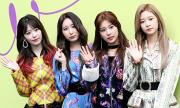 Dàn mỹ nhân IZONE chiếm spotlight ở Tuần lễ thời trang Seoul