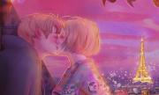 Bộ tranh về những khoảnh khắc bình dị của tình yêu