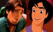 Flynn Rider hay Aladdin: Đâu là mẫu hoàng tử bạn thích?